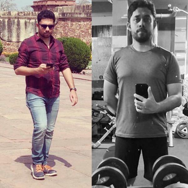 Lost 10 kgs in 2 Months