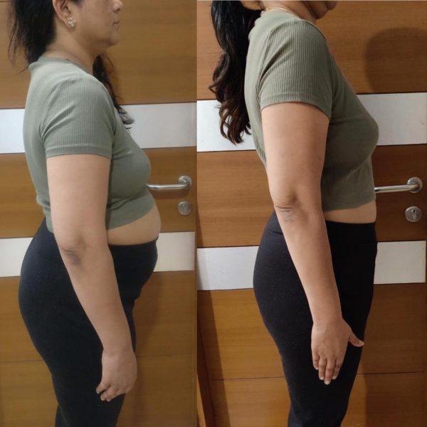 Lost 7 kgs in 3 Months